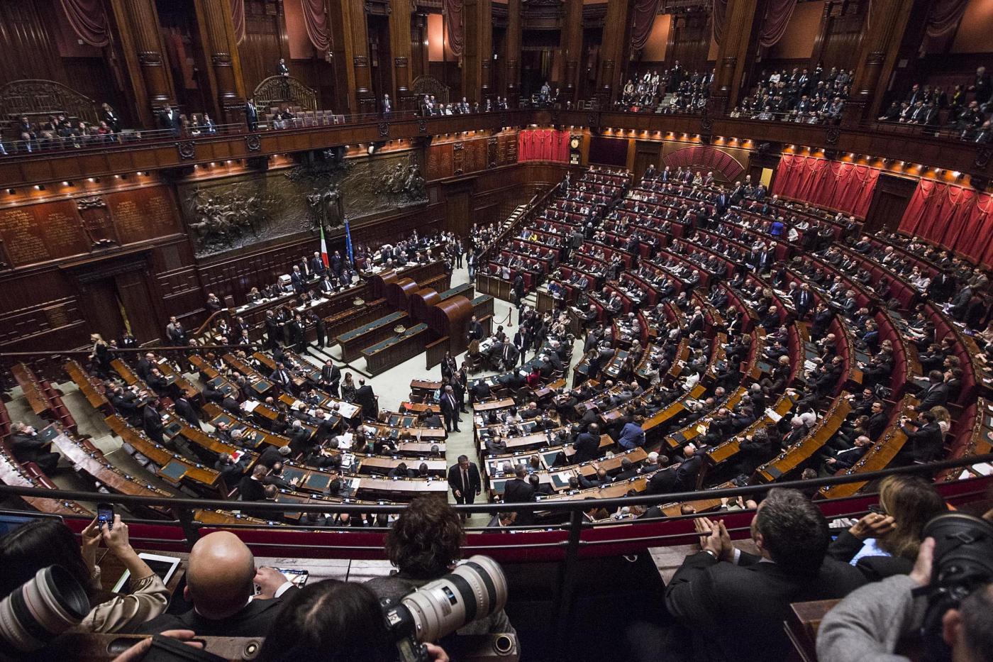 Nota sui lavori parlamentari settimana dal 22 al 26 for Lavori alla camera