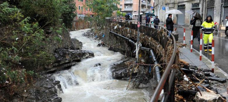 Alluvione Genova - repertorio