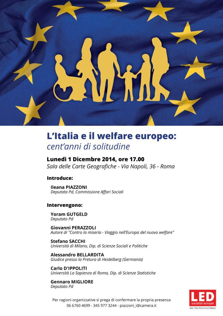 locandina convegno welfare 1 dicembre