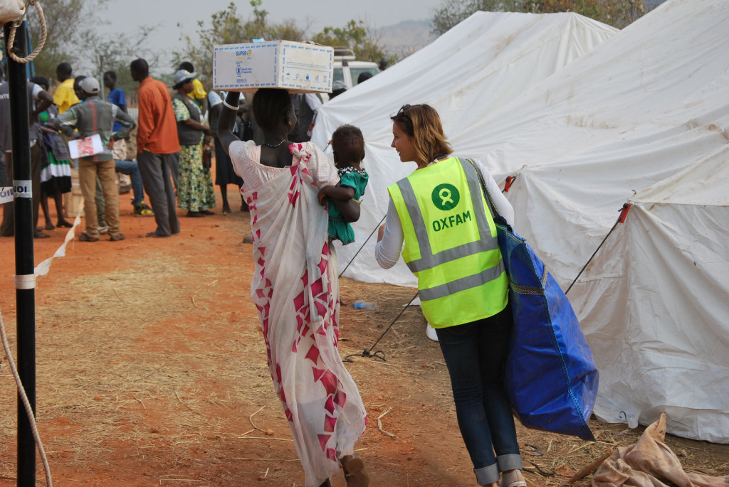 oxfam-supplies-south-sudan