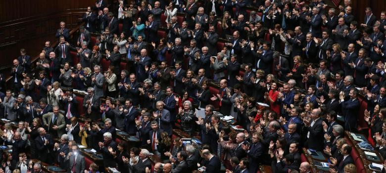 Elezione Mattarella